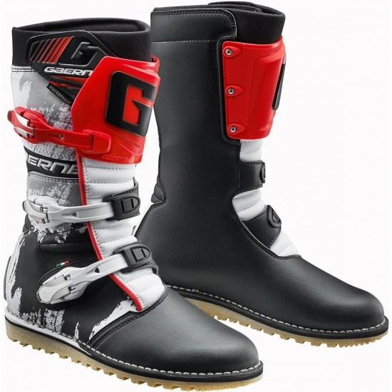 Stiefel GAERNE Balance Classic Red / Black