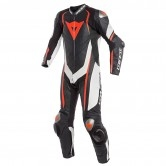 DAINESE Kyalami Professional Estiva Black / White / Fluo-Red