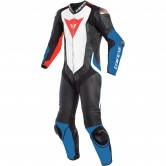 DAINESE Laguna Seca 4 Professional Estiva Black / White / Light-Blue