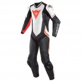 DAINESE Laguna Seca 4 Professional Black / White / Fluo-Red