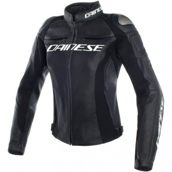 DAINESE Racing 3 Lady Black Jacket