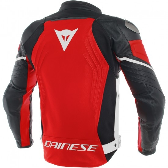 Blouson DAINESE Racing 3 Red / Black / White
