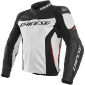 DAINESE Racing 3 White / Black / Red