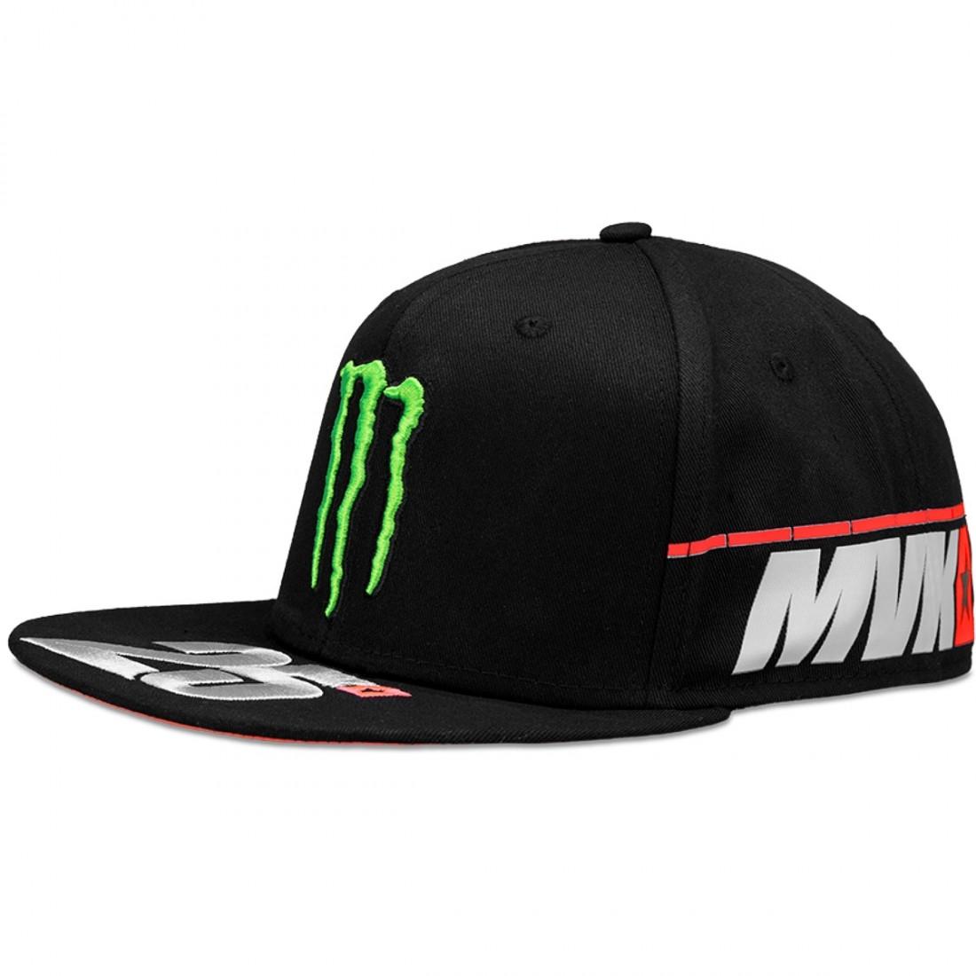 Gorra VR46 Monster Maverick Viñales 25 294104 · Motocard 018e340b583