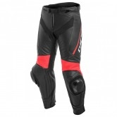 DAINESE Delta 3 Black / Fluo-Red