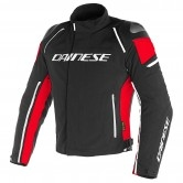 DAINESE Racing 3 D-Dry Black / Red