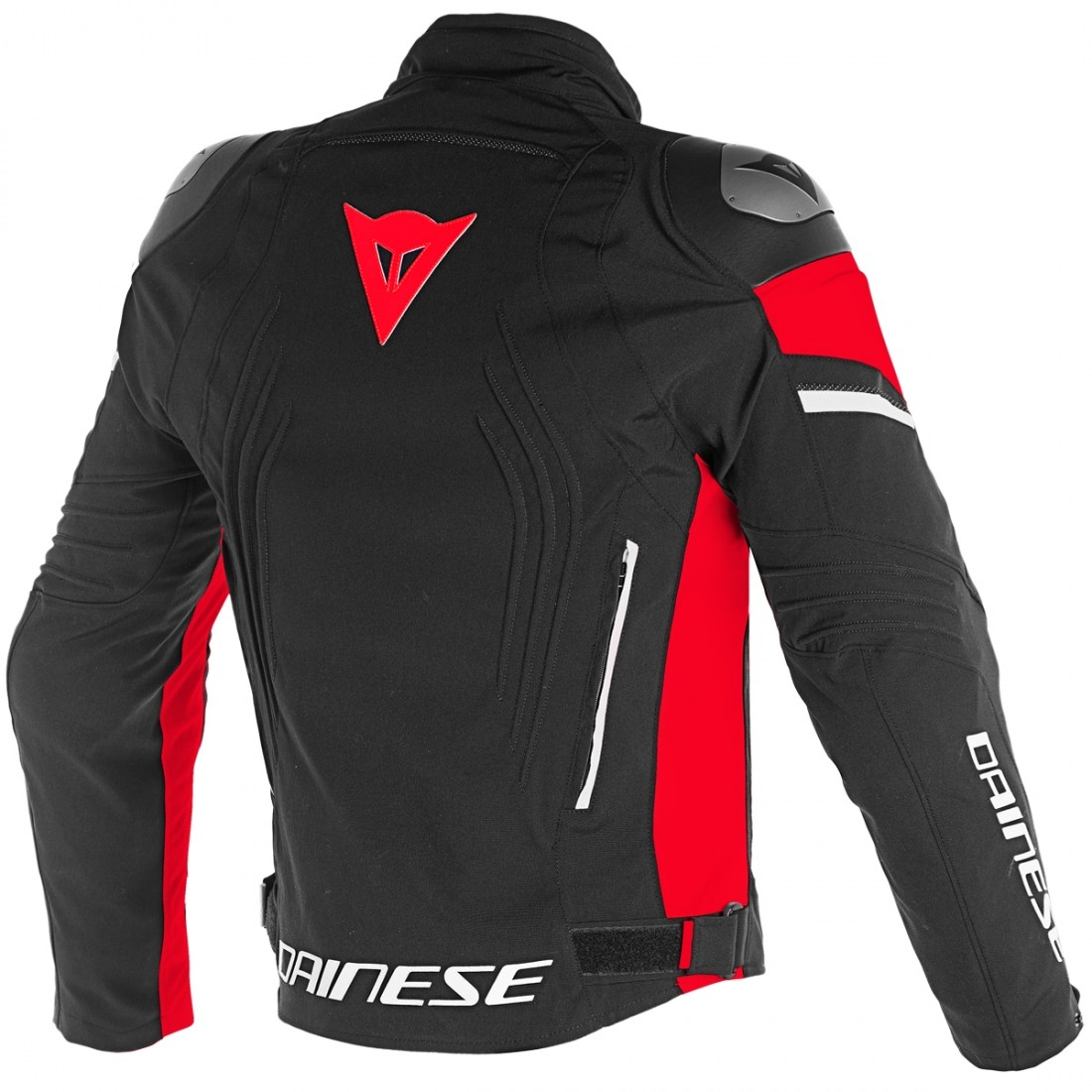 175251a80c2 Chaqueta DAINESE Racing 3 D-Dry Black   Red · Motocard