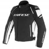 DAINESE Racing 3 D-Dry Black / White