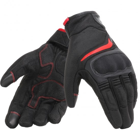 Handschuh DAINESE Air Master Black / Red