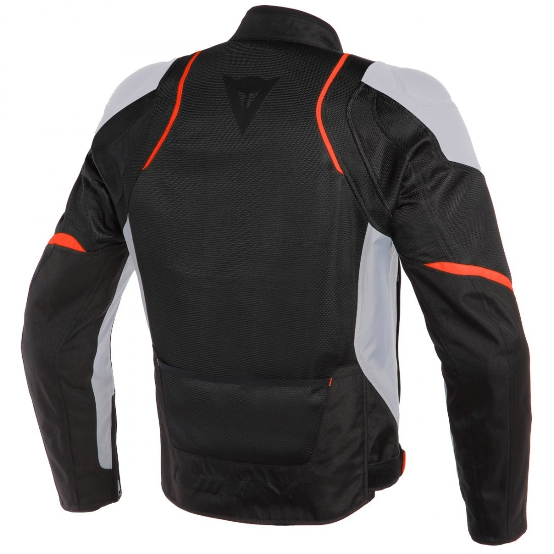 9584be8a67a Chaqueta DAINESE Air Master Tex Black   Glacier-Gray   Fluo-Red · Motocard