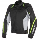 DAINESE Air Master Tex Black / Glacier-Gray / Fluo-Yellow