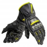 DAINESE Full Metal 6 Black / Fluo-Yellow