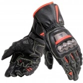 DAINESE Full Metal 6 Black / Red Fluo