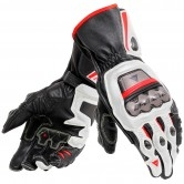 DAINESE Full Metal 6 Black / White / Lava-Red