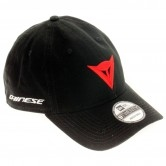 9Twenty Canvas Strapback Black