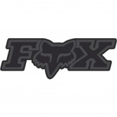 "FOX Corporate 3"" Matte Black"