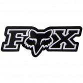 "FOX Corporate 4"" Black"