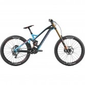 "MONDRAKER Summum Carbon Pro Team 27,5"" 2018 Black / Blue Sky / Flame Red"