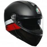 Sportmodular Layer Carbon / Red / White