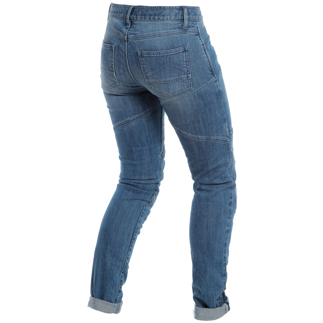 Medium Denim Dainese Amelia Slim Pantalon Lady WE9Ie2YDH