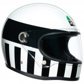 AGV X3000 Invictus White / Black