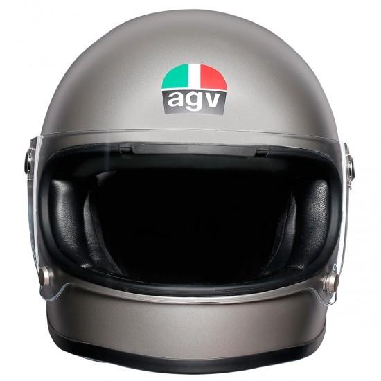 Casco AGV X3000 Matt Light Grey