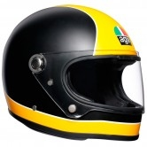 AGV X3000 Super Agv Matt Black / Yellow