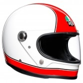 AGV X3000 Super Agv Red / White