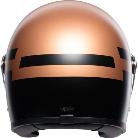 Casco AGV X3000 Superba Gold / Black