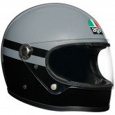 AGV X3000 Superba Grey / Black
