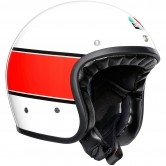 AGV X70 Mino 73 White / Red