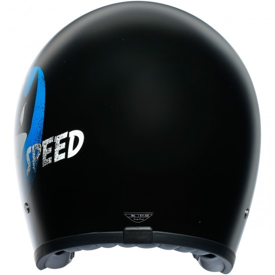 Helm AGV X70 Power Speed Pure Matt Black
