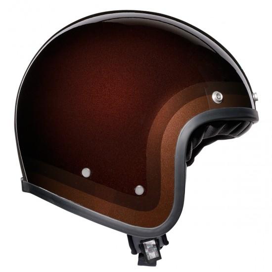 AGV X70 Trofeo Chocolate Helmet