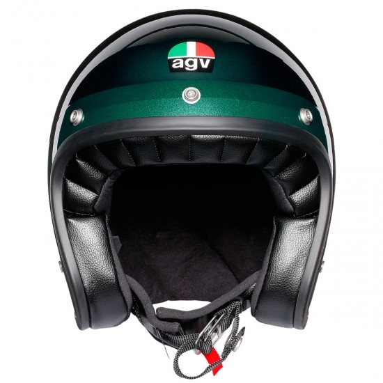 Helm AGV X70 Trofeo Green