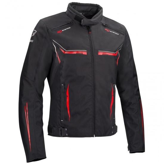 BERING Ross Black / Red Jacket