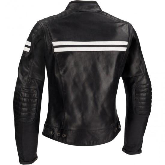 SEGURA Stripe Lady Black / White Jacket