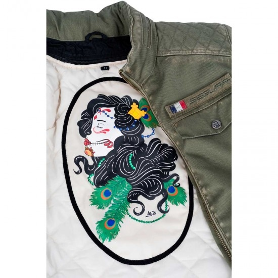 Blouson SEGURA Frida Lady Khaki