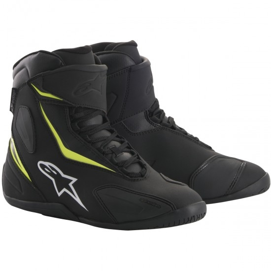 ALPINESTARS Fastback-2 Drystar Black / Yellow Fluo Boots