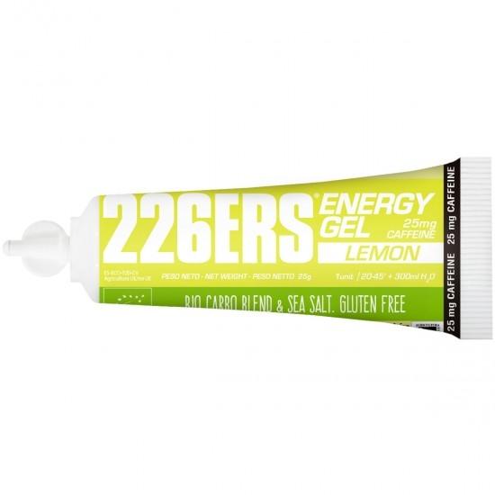 Nutrition 226ERS Energy Gel Bio 25gr. Lemon