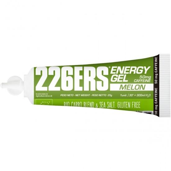 Ernährung 226ERS Energy Gel Bio 25gr. Melon