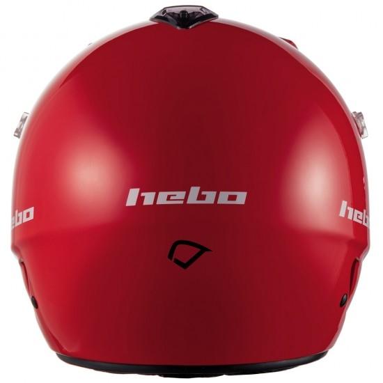 Casco HEBO Zone Red