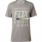 FOX Draftr Tech Heather Dark Grey
