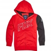 FOX Moto Vation Junior Dark Red