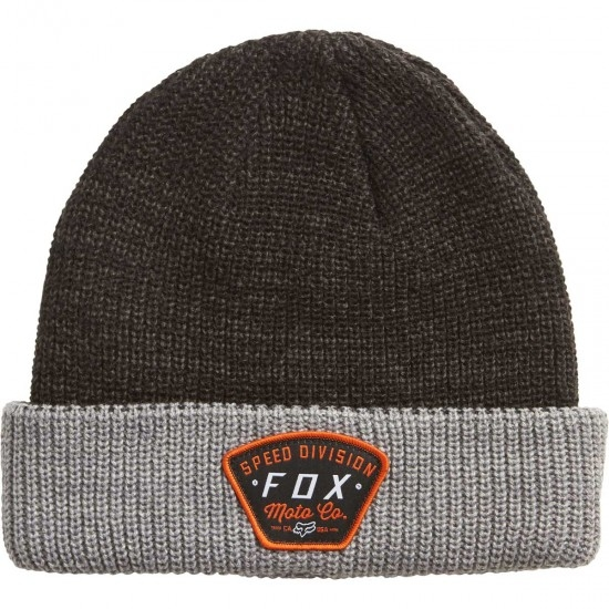 Bonnet FOX SNO Cat Roll Heather Graphite