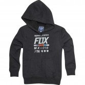 FOX Draftr Sherpa Junior Black