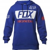 FOX Honda Basic Pullover Blue
