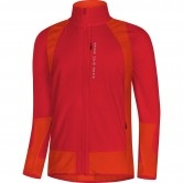 GORE Power Trail Winstopper Insultated Red / Orange.com