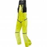 SPIDI Rain Salopette Yellow Fluo