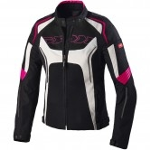 SPIDI Tronik Net Lady Black / Fuchsia
