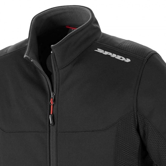 SPIDI Plus Jacket Evo Black Thermal